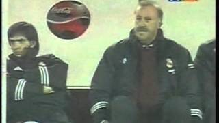 2003 (January 29) Real Mallorca 4 -Real Madrid 0 (Copa Del Rey)- Quarterfinals, Second Leg