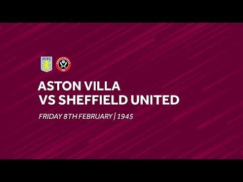 Aston Villa 3-3 Sheffield United   Extended Highlights