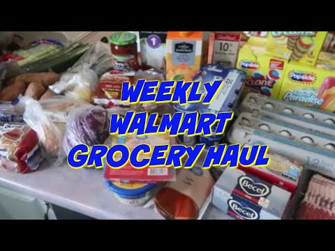 weekly-walmart-grocery-haul-&-meal-plan