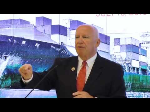 Kevin Brady Discusses American Competitiveness and Tax and Trade Policy