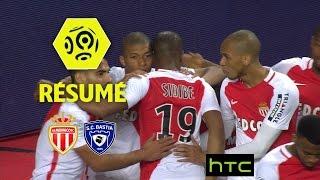 AS Monaco - SC Bastia (5-0)  - Résumé - (ASM - SCB) / 2016-17