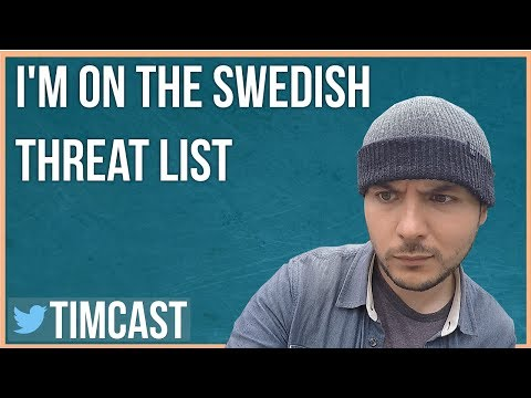 MAKING THE SWEDISH GOVERNMENT THREAT LIST