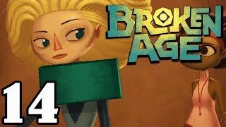 Broken Age [14] - Act 2 - WIRE PUZZLE