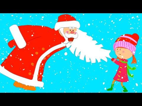 Мультфильм деда мороза