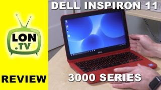 dell Inspiron 11 3000 Series Review - 199 Windows 10 Laptop - Compare to Acer Cloudbook / Stream 11