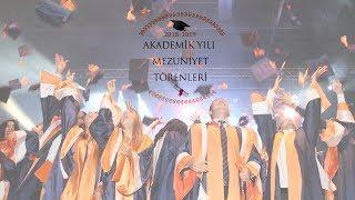 İzmir Ekonomi Üniversitesi 2019 Mezuniyet Töreni (2 Temmuz)