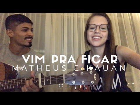 Vim Pra Ficar - Matheus e Kauan (Pedro Mendes e Thayná Bitencourt)