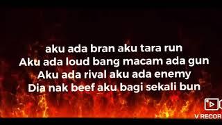 Lagu HAA TEPOK  lirik