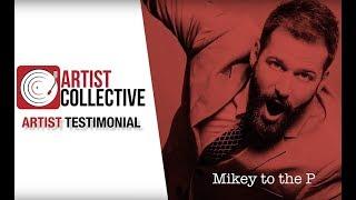 Baixar Mikey to the P - Artist Collective Testimonial