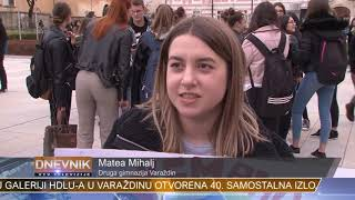 VTV Dnevnik 15. ožujka 2019.