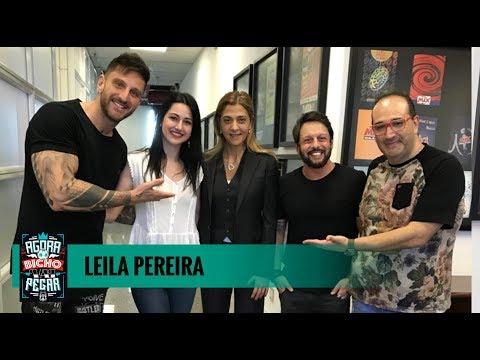 LEILA PEREIRA - Agora O Bicho Vai Pegar - 28/11/2017