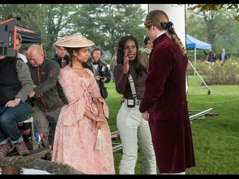 Interview with BELLE director Amma Asante