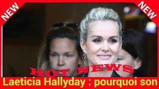 Laeticia Hallyday : pourquoi son sosie dans le clip de Johnny provoque la colère des internautes