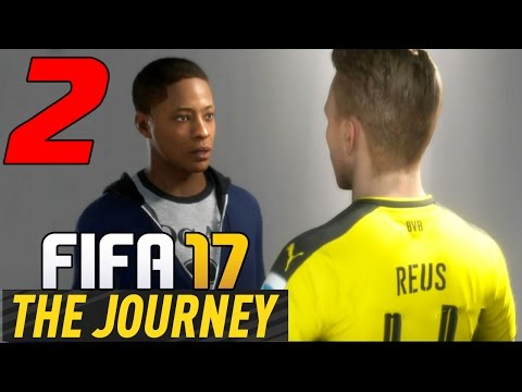 HO INCONTRATO MARCO REUS E CR7 - PRIMI GOL CON IL LIVERPOOL - FIFA 17 THE JOURNEY #2