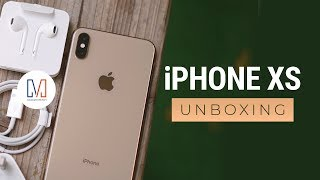 Apple iPhone XS and XS Max Unboxing