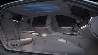 Introducing  Volvo S90 Ambience Concept   Next Level Of Luxury And Technology