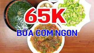 Bữa Cơm 65k Cho Đại Gia Đình