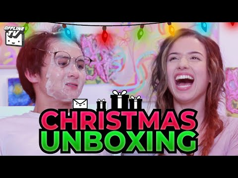 IT EXPLODED (AGAIN) - OFFLINETV CHRISTMAS UNBOXING