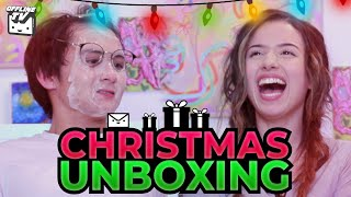 IT EXPLODED! (AGAIN) - OFFLINETV CHRISTMAS UNBOXING