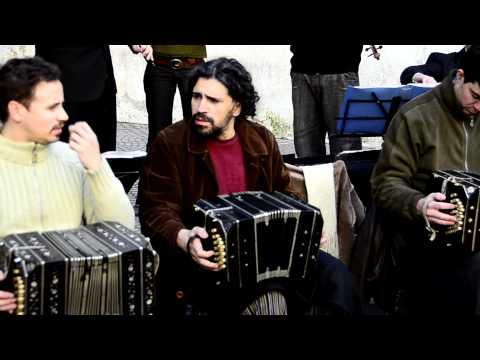 Tango music in Buenos Aires, Argentina.