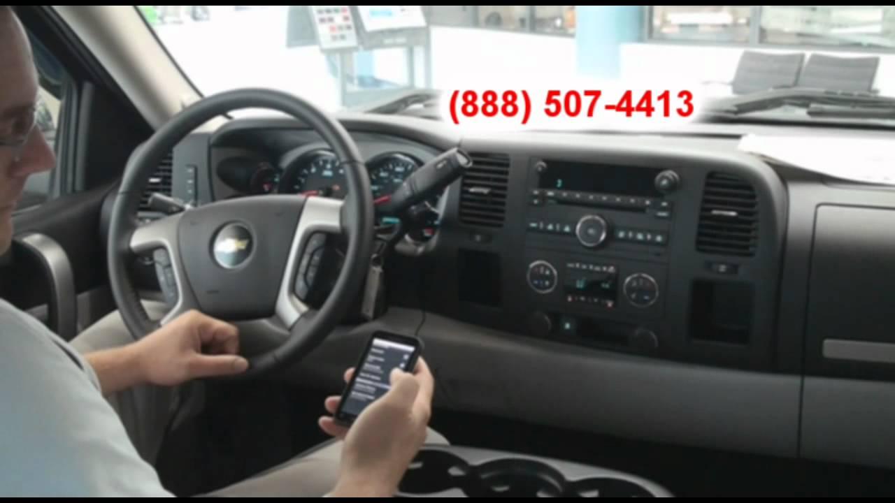 New Smyrna Chevrolet >> Bluetooth on Chevrolet Silverado - YouTube