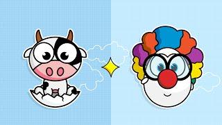 Angličtina po děti: Cow - Kráva