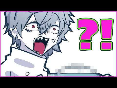ZuShiRi Hell's Kitchen | Animated Story (VTuber/NIJISANJI Moments) (Eng Sub)