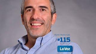 Martín Maldonado: La pobreza cambia, y va a tener que cambiar su gobernanza