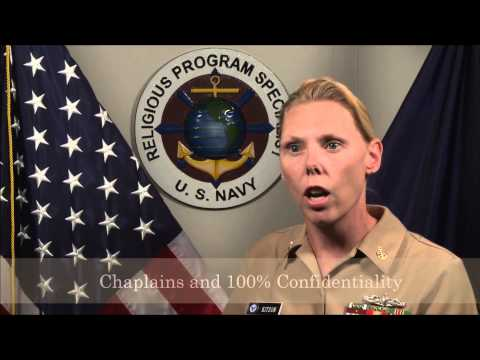 100% confidentiality for Sailors, Marines, Coast Guardsmen and Families