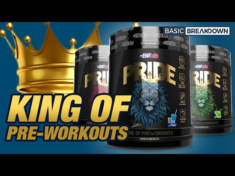 EHPLabs Pride Pre-Workout Supplement Review   Basic Breakdown