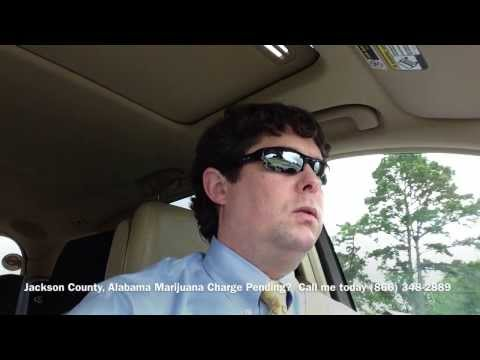 Jackson County, Alabama Marijuana Drug Crime Attorney - Drug Charge Marijuana Lawyer Jackson County