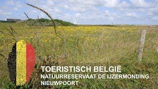Toeristisch België - Natuurreservaat De IJzermonding - Nieuwpoort