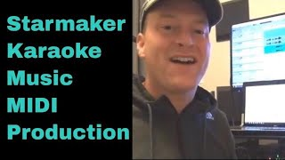 Starmaker Interactive Karaoke App - Music & MIDI Production