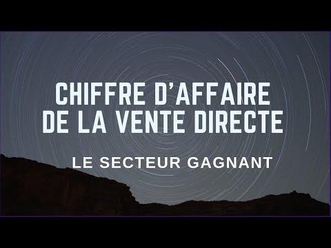 Live 11 - Quel secteur de la Vente Directe rapporte le plus de CA en France ?