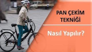 Pan Çekim Tekniği Uygulamalı Anlatım / PhotoPlay Fotoğrafçılık Kursu