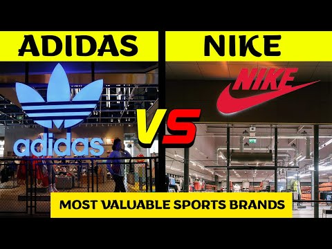 Adidas VS Nike | Company Comparison | Which Brand Is Best In 2020?