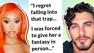 "Nikita Dragun Ex Boyfriend Reveals ""I Was Trapped"", Exposes Forced Relationship"