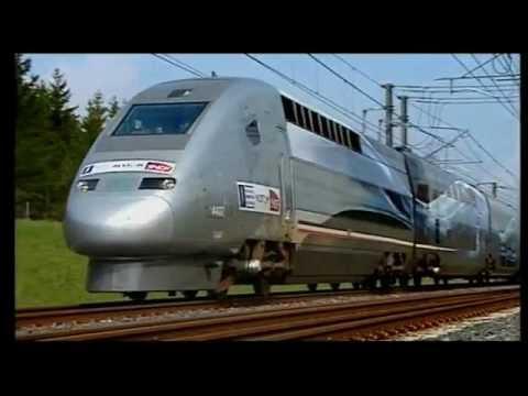 TGV Alstom, record del mondo (video ufficiale)
