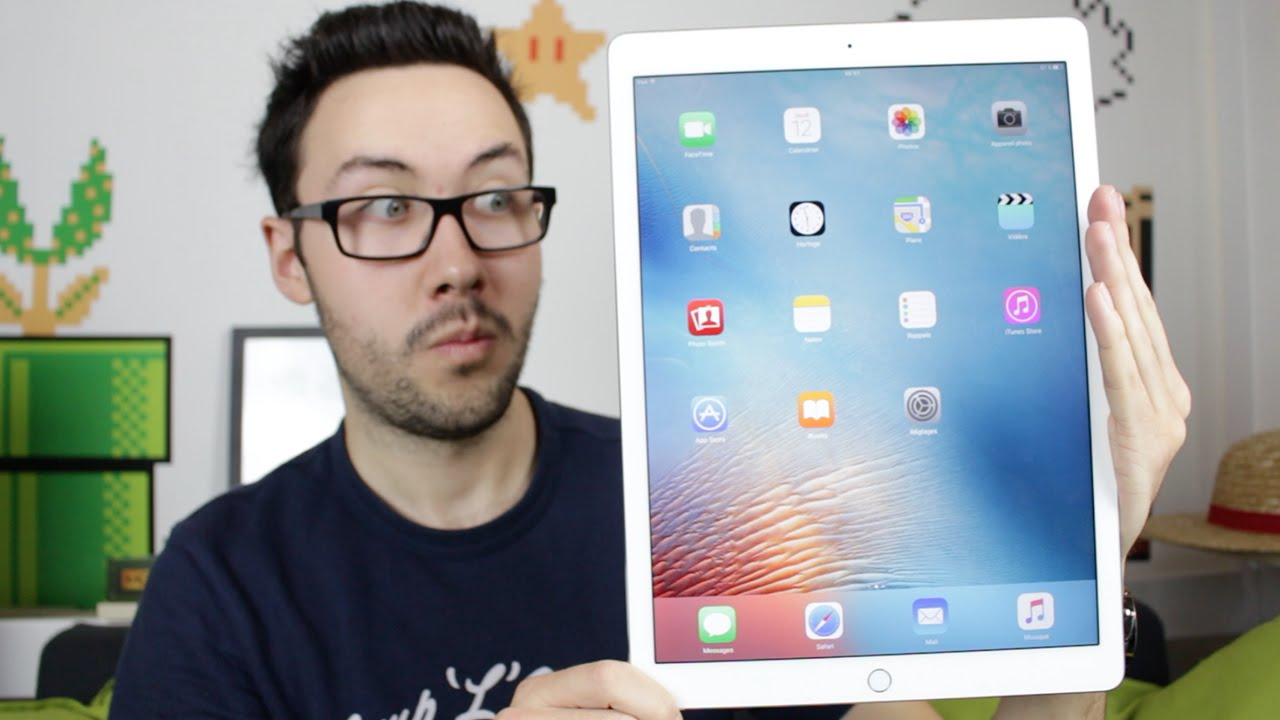 Review iPad Pro : The largest iPad, Too expensive and unnecessary ...