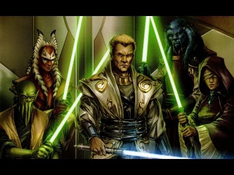 Star Wars - Jedi Theme - The Light side of the Force