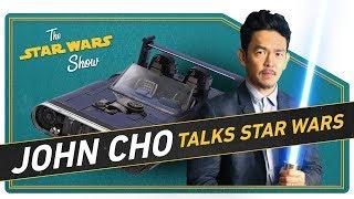 John Cho Talks Fandom and We Look at Han