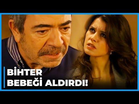 Bihter, Bebeği ALDIRDI!, Adnan ÇILDIRDI! - Aşk-ı Memnu 12.Bölüm