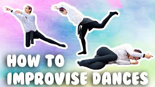 How To Freestyle Dance I Improv Tips With @MissAuti