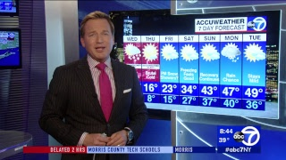 AccuWeather Alert with Lee Goldberg: Some snow, then a deep freeze