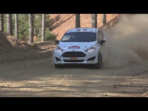 2018 Rally Turkey / Kağan Karamanoğlu - Nehir Yılmaz / Ford Fiesta R2T