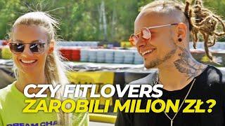 Czy FIT LOVERS zarobili milion złotych?  [The Greg Collins Show-Bracia Collins]