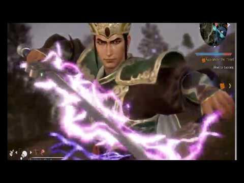 Dynasty Warriors 9 Shu Kingdom Storyline playthrough.