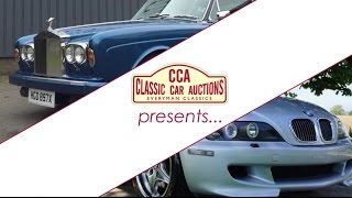 161 classics cars for auction in our September Sale 2016