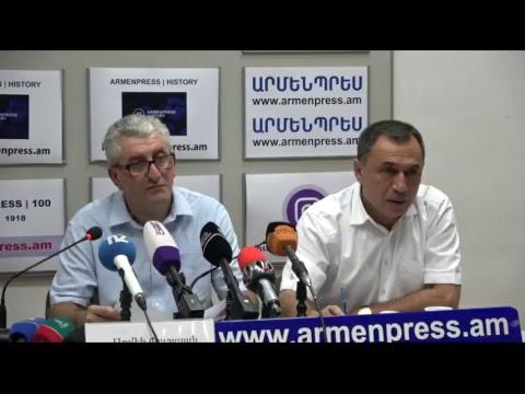 Armenpress News Agency Live Stream