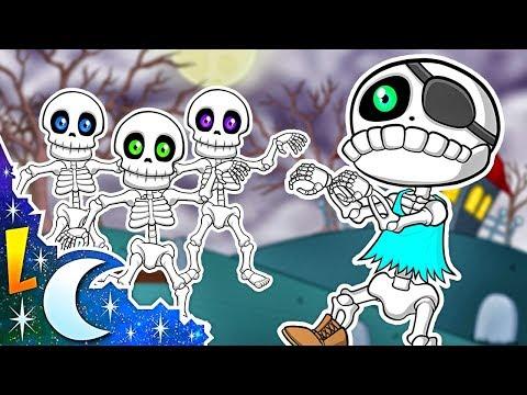 Chumbala Cachumbala | El Baile de Los Piratas Esqueletos |  Lunacreciente